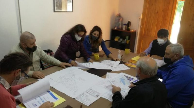El Club IME de Villa Ciudad Parque presentó un plan de cloacas para cuidar el lago-Radio Municipal Villa del Dique