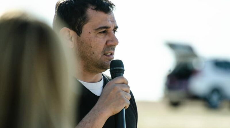 "Mauricio Jaimes: ""Apoyamos a Rodrigo De Loredo""-Radio Municipal Villa del Dique"