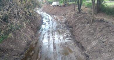 Preocupación por la modificación de la traza del cauce del arroyo de Villa General Belgrano-Radio Municipal Villa del Dique